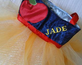 Snow White Tutu Bag