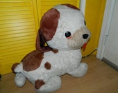 Giant Poky Little Puppy Stuffed Toy Very Rare
