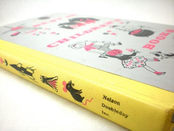 1957 Best in Children's Books, vintage anthology