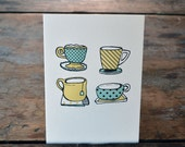 Tea For Two Print