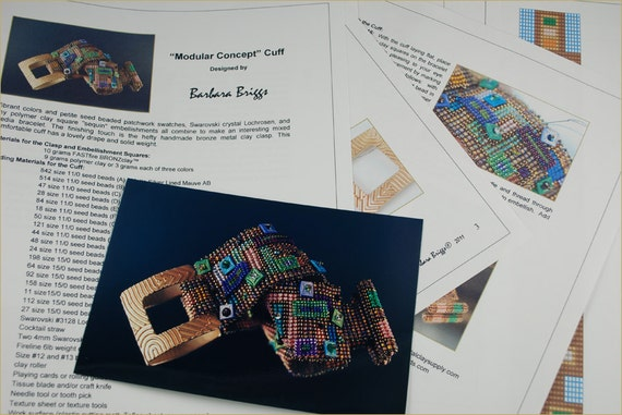 """Tutorial for the """"Modular Concept"""" Cuff"""