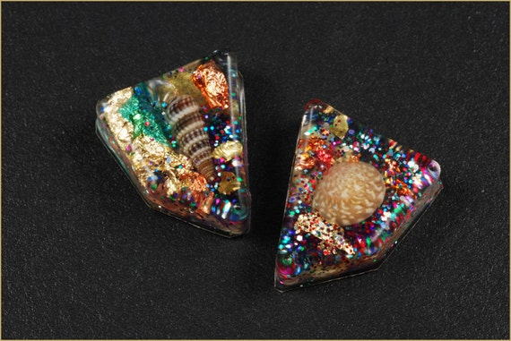 """one-of-a-Kind """"Cosmic Cabochons"""" - number 20"""