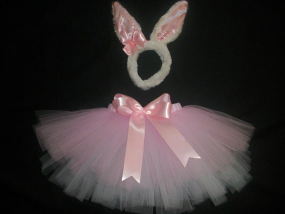 """Easter tutu set, """"Little Bunny"""" custom made up to a size 4t"""