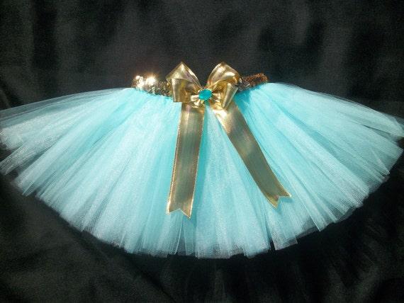 Princess Jasmine tutu, Aladdin inspired tutu custom made sizes Newborn-4t
