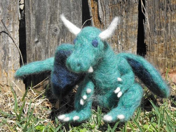 Tor, The Ferocious toy Dragon