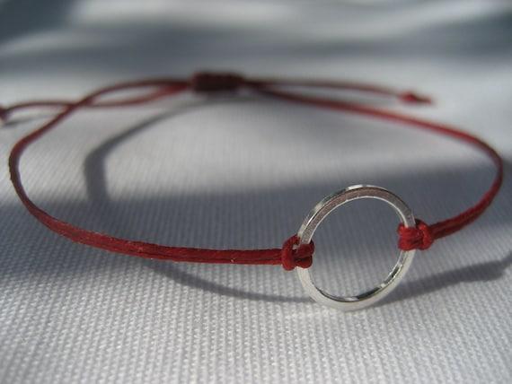 Silver Karma Bracelet (14 Colors) last two