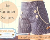 BG Originals The Summer Sailors pdf pattern