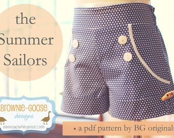 BG Originals The Summer Sailors pdf pattern