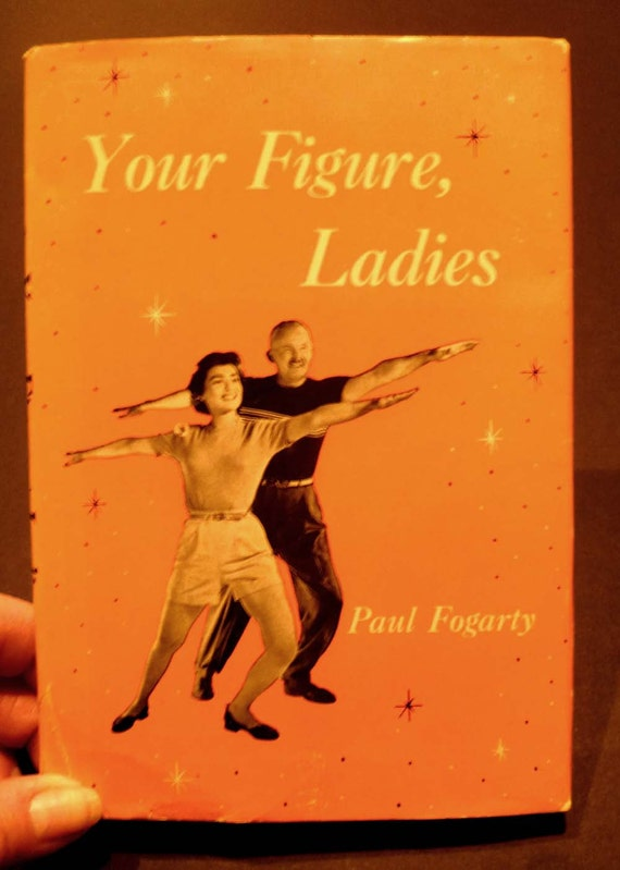 Your Figure, Ladies 1955 exercise book