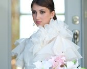 Wedding dress Vintage Inspired 1930s Wedding Dress bridal gown Ginger Rodgers gets married