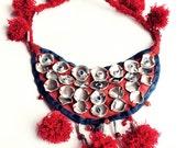 Turkmen Necklace
