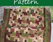 Queen Size Quilt Pattern - Church Tiles by FuellingDesigns