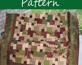 Church Tiles Quilt Pattern--PDF Version