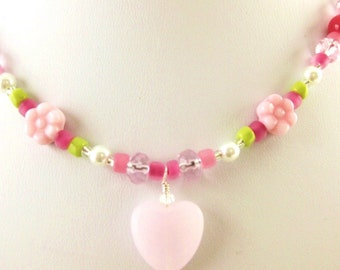 Small Girls Necklace, GN 116