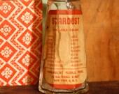 vintage STARDUST glitter bottle