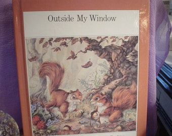 1989  Outside My Window  Reader Level 3,Book, School, Victorian, Shabby Chic, Gypsy, Hippie, Exotic, Contemporary, Romantic, Eclectic, Retro