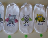 Personalized Easter Gift Socks