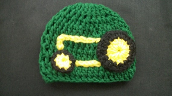 Deere Infant Hat Crochet Pattern : Unavailable Listing on Etsy