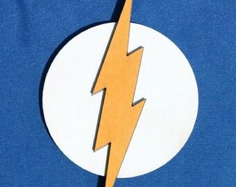 Flash Superhero Magnet