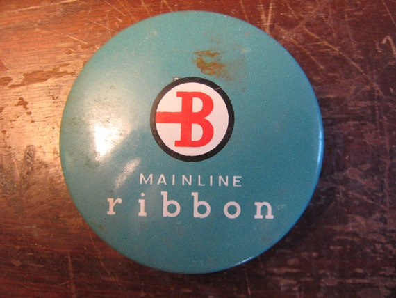 burroughs adding machine ribbon