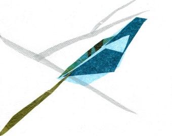 Milo Bird - Animal Art Print