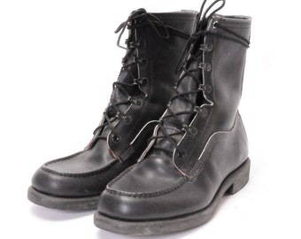 Work Boot Size: 8 Men's