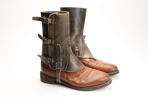 mens boot spats 28 images harris s cap toe spat boots