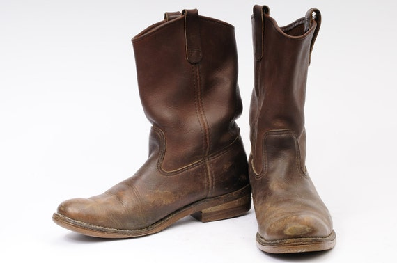 Red Wing Size 10 Boots