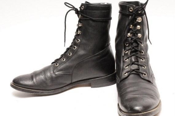 Acme Size 11 D Boot Mens