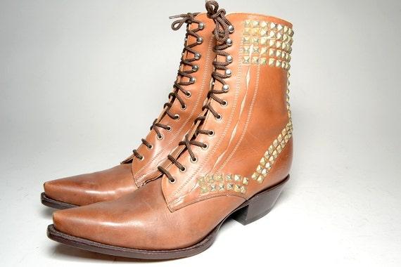 Sedona ranch boots Size 8.5