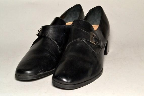 Monk Strap  Size 9 Woman's Shoes