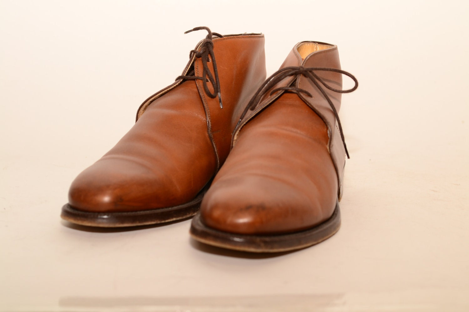 Brown Vero Cuoio Made In Italy Men Shoes Barneys New York