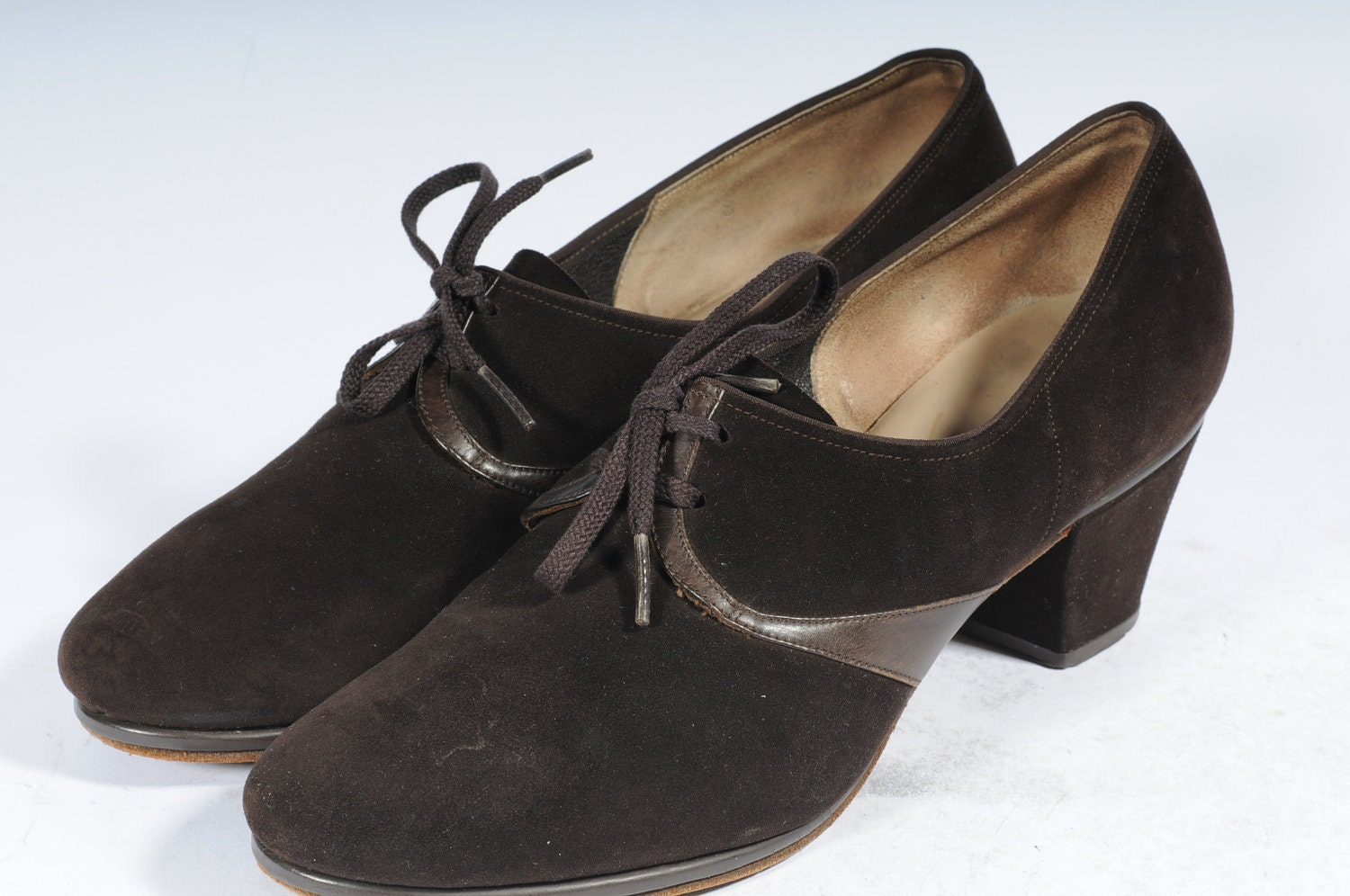 Awesome 1940s Strappy Black Women39s Shoes FREE SHIPPING By Inventivodesign