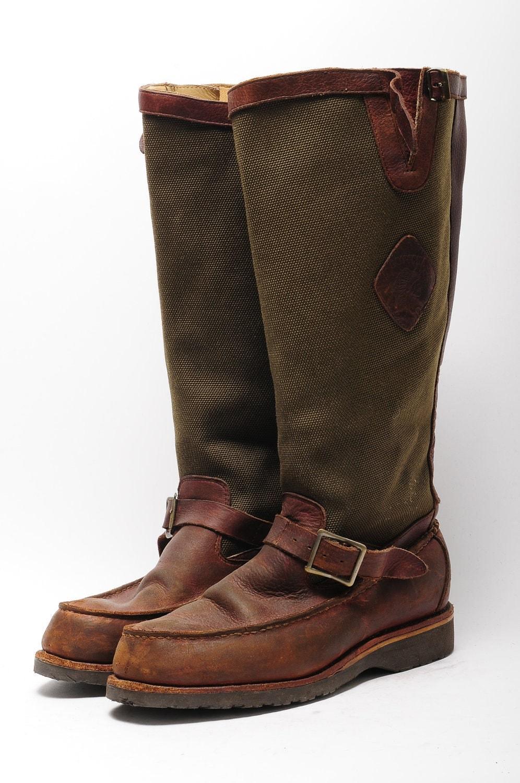 Chippewa Size 9 5 Snake Proof Boots