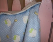 Hello Kitty Snuggle Blankie