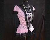 top Frances heather lace, victorian inspired, lolita, gothic, burlesque, fantasy Somnia Romantica by Marjolein Turin