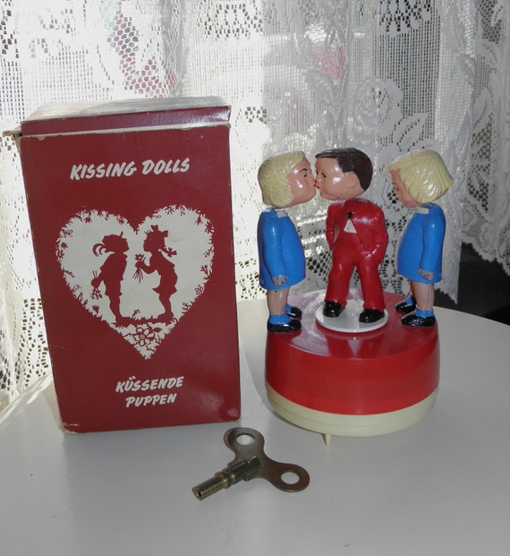 Valentine S Day Vintage Toys : Reserved for antony vintage valentine s day toy by