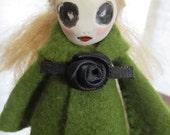 OOAK - Goth - Art doll - Blondie