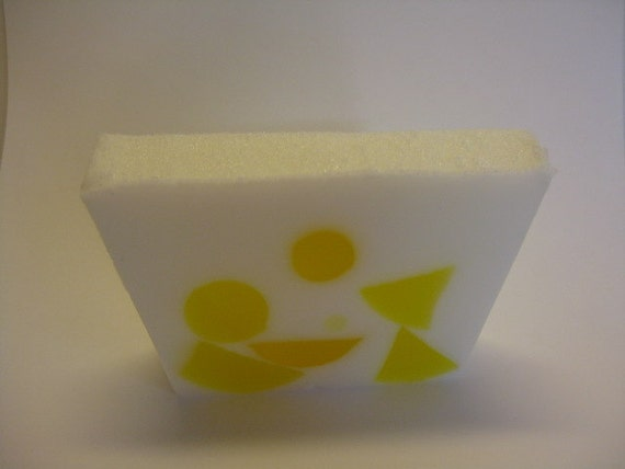 Lemonhead Soap