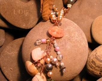 Sea Dangle necklace....