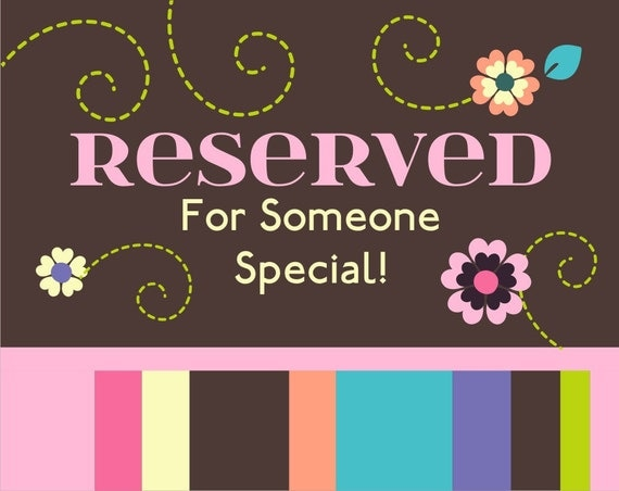 Reserved Listing for Rhyan