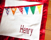 For Baby: Oh Henry's Little Bunting Snuggle Quilt