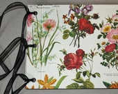 Handmade Floral Guest Book, Photo Album