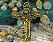 Earthy and Uncomplicated Rosary