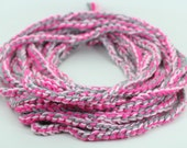 CLEARANCE SALE - Three Color Infinity Scarf Necklace - Wrap, Cowl, Summer Accessory, Fashion - One Size Only  - Ready To Ship