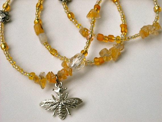 Citrine Oshun - Waist Beads
