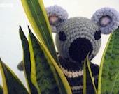 Urban Striped Grey Koala