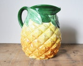 Pineapple Pitcher  Made in Italy