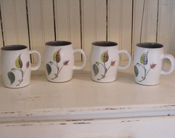 Coffee Mugs-Set of Four