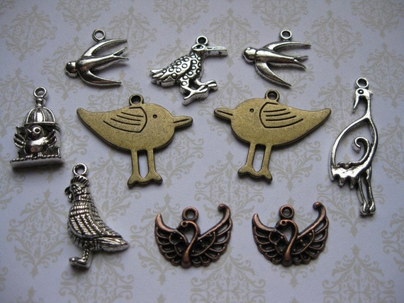 Collection of 10 Bird - C152
